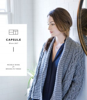 CAPSULE : Michele Wang for Brooklyn Tweed