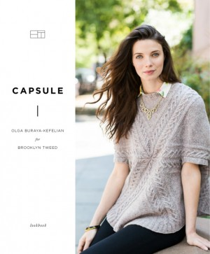 CAPSULE : Olga Buraya-Kefelian for Brooklyn Tweed