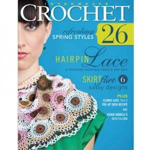 INTERWEAVE CROCHET 2012 - PRINTEMPS
