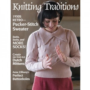 KNITTING TRADITIONS - PRINTEMPS 2013