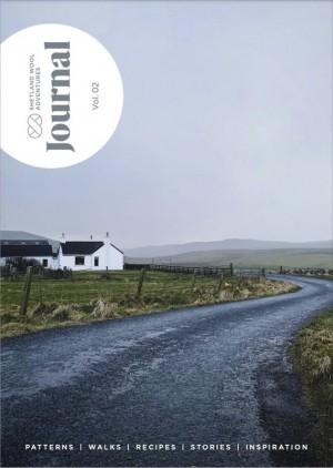 Shetland Wool Adventures - Journal Vol 1