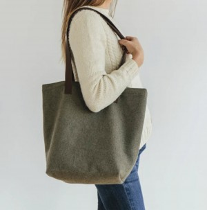 ORIGINAL WOOL PROJECT TOTE