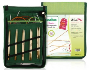 Starter Interchangeable Circular Needle Set Knit Pro