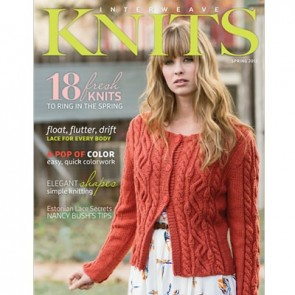 INTERWEAVE KNITS 2013 - PRINTEMPS