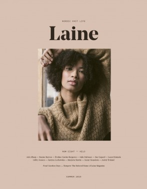 Laine Magazine Nordic Knit Life Issue 1