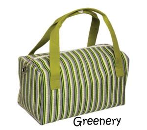 sac à ouvrage greenery