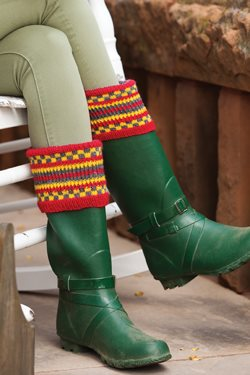 Knitting Traditions Wellington Boot Liners