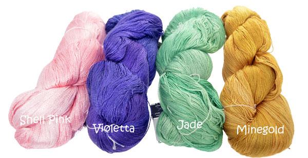 lace silk