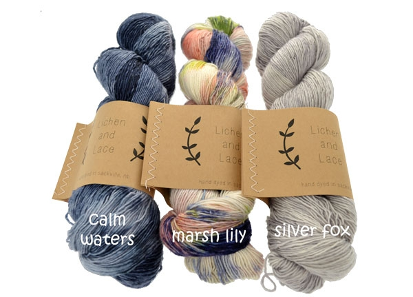 lichen and lace 1ply