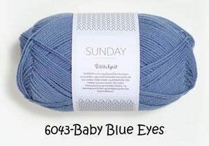 6043 baby blue eyes