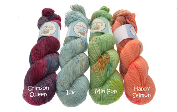 Hand Dyed Yarn