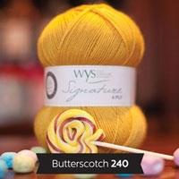 240 butterscotch